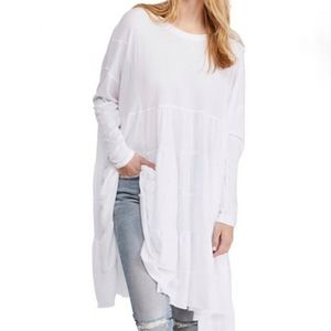 Free People Rory tunic NWT